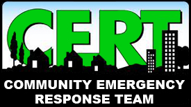 Volunteer for C.E.R.T.