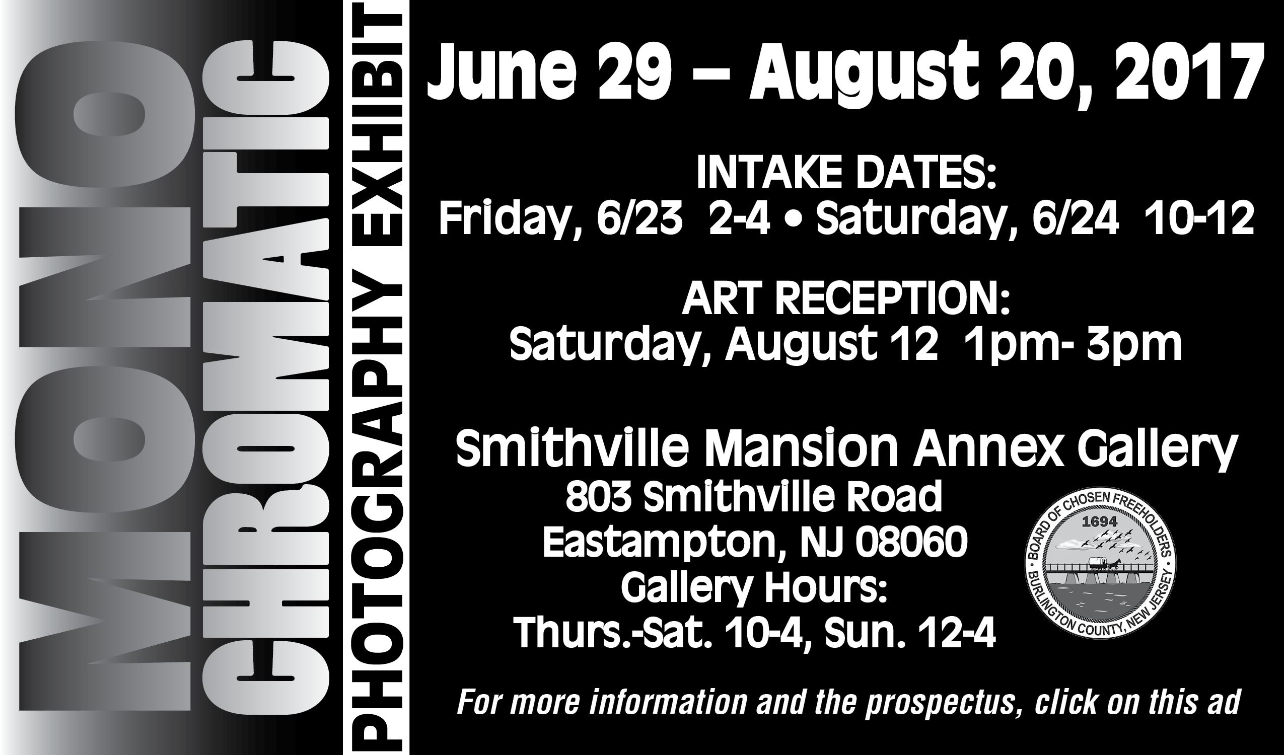 Photography Exhibit Smithville Park 2017