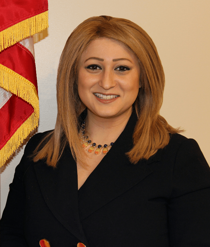 Freeholder Director Kate Gibbs