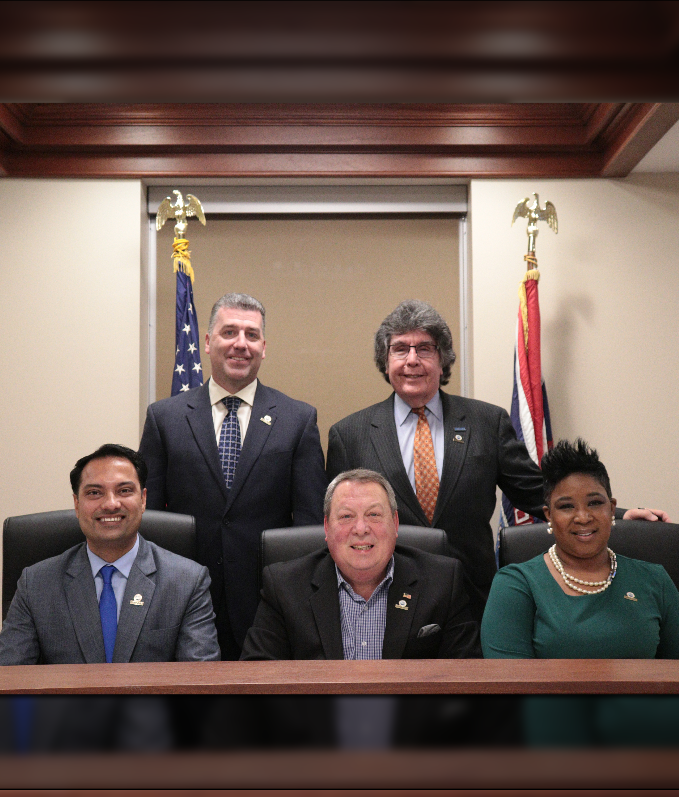 2019 Burlington County Board of Chosen Freeholders