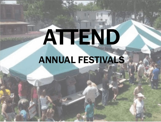 Attend - Annual Festivals