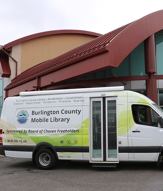 Burlington County Mobile Library