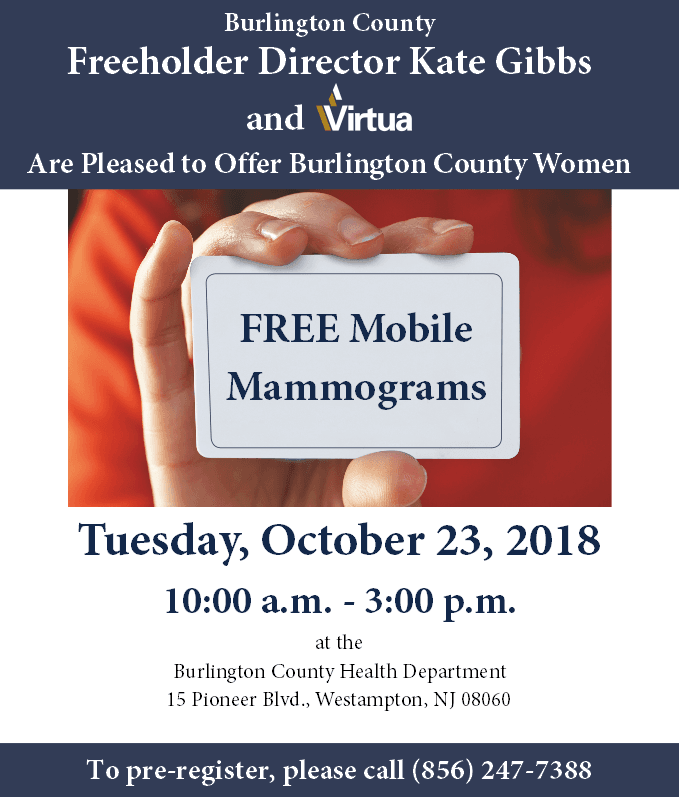 Mobile Mammograms