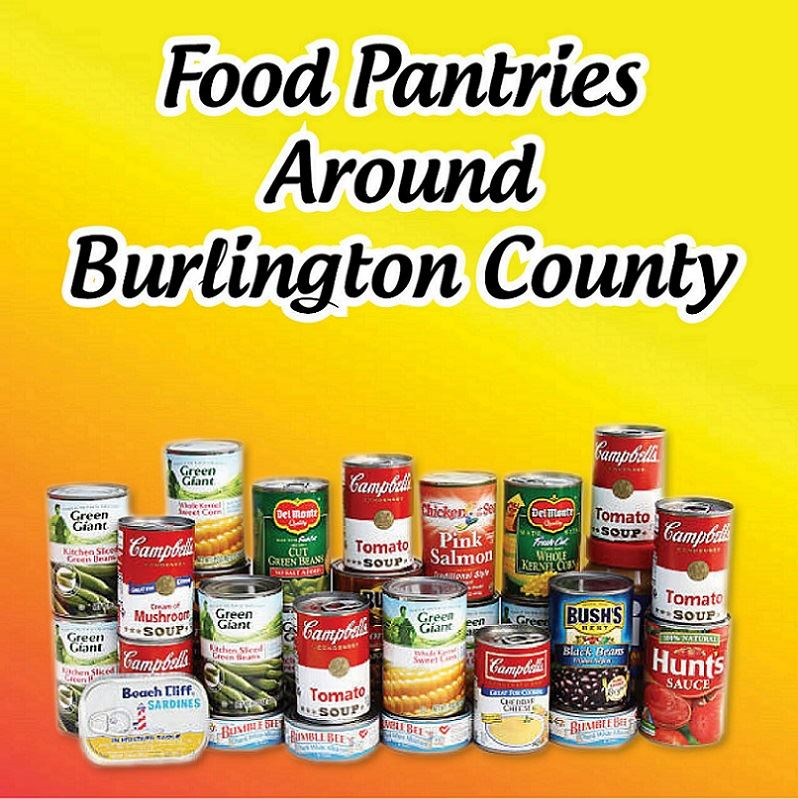 Burlington County Food Pantries Image