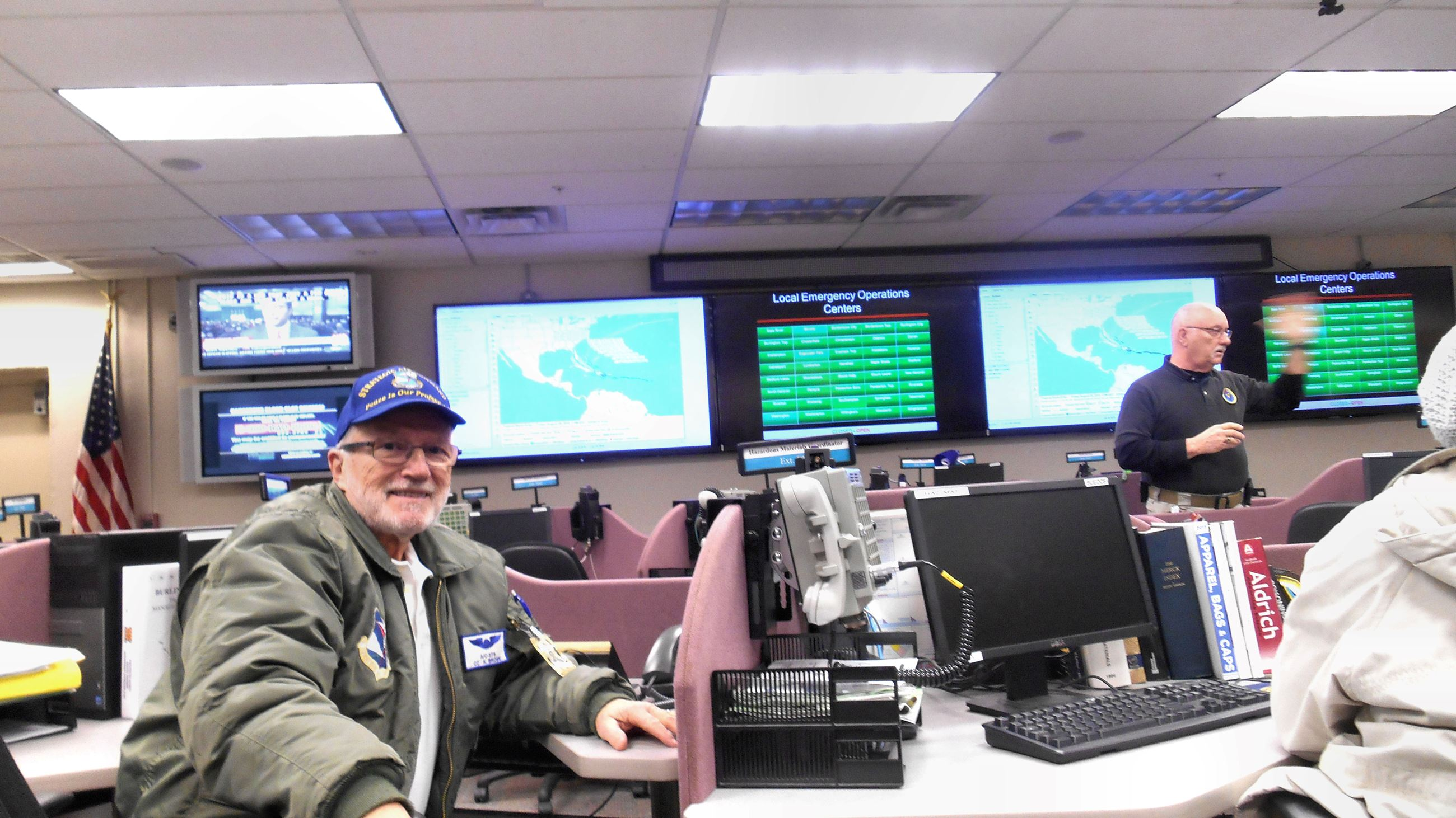 EMER RESPONSE CENTER. Mar 3, 2016-1